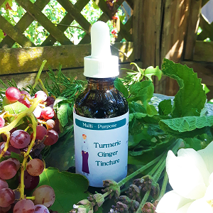 Turmeric & Ginger Tincture (2 oz)