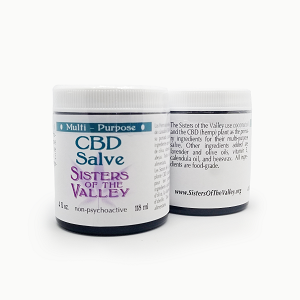 CBD Topical Salve (500 mg)