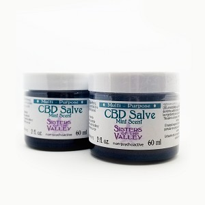 CBD Topical Salve (250 mg)